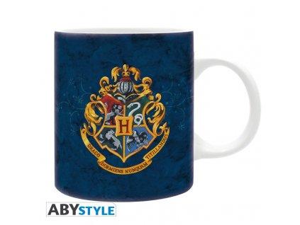 harry potter mug 320 ml hogwarts subli with box x2