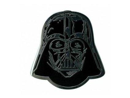 Kovová brož STAR WARS Darth Vader