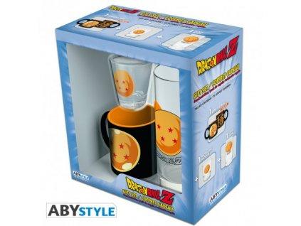 dragon ball pck glass 29cl shot glass mini mug dragon ball