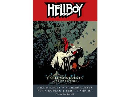 Hellboy 11 - Ďáblova nevěsta a další příběhy
