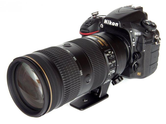 Nikon 70-200mm f/4G ED VR  + VIP SERVIS 3 ROKY + UV filter zadarmo + 3% zľava na ďalší nákup