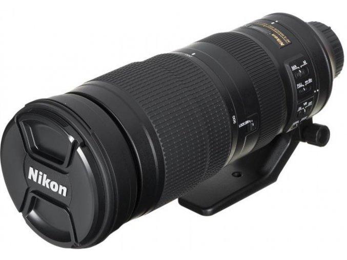 x Nikon AF S Nikkor 200 500mm F5 6E ED VR Black FL