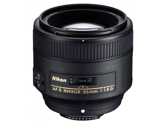 x Nikon AF S Nikkor 85mm F1 8G F L