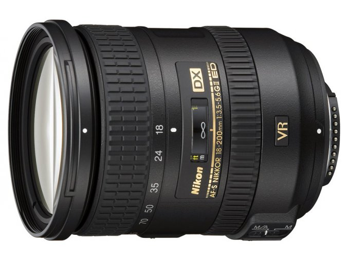 x Nikon AF S DX NIKKOR 18 200mm f3 5 5 6 ED VR II