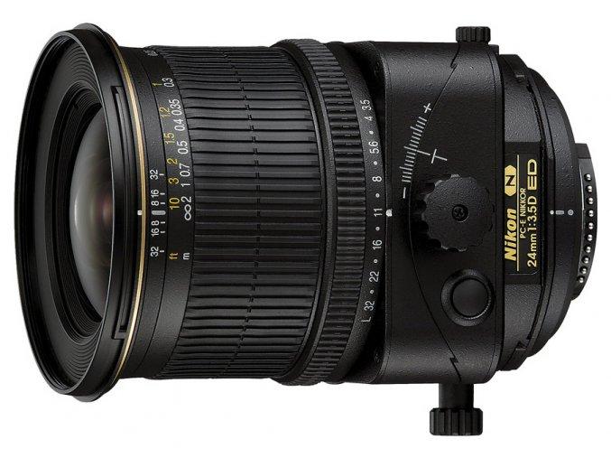 x Nikon PC E Micro NIKKOR 24mm F3,5D ED