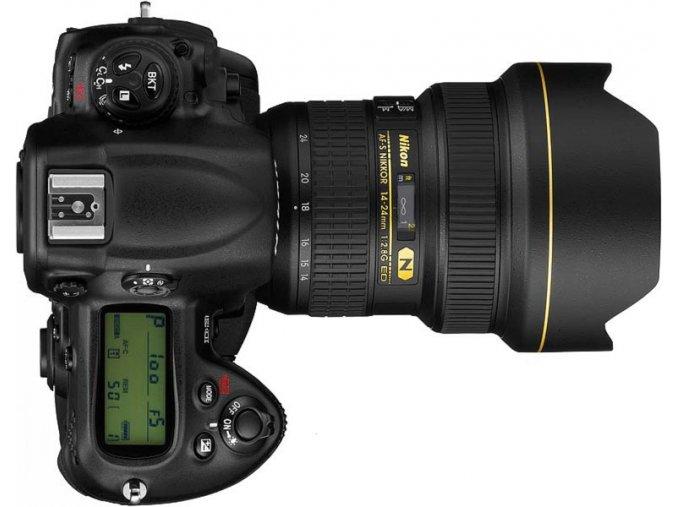 x Nikon AF S Nikkor 24mm F14G ED Black FT