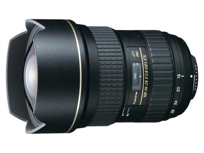 x Tokina AT X AF 16 28mm F2,8 FX