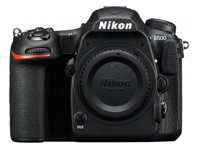 x Nikon D500 Body Black F
