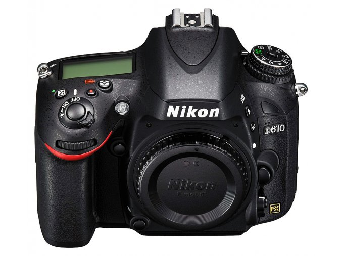 x Nikon D610 Body Black FT 01