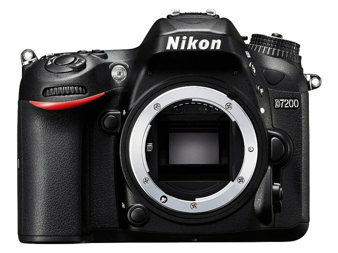 x Nikon D7200 Body Black F