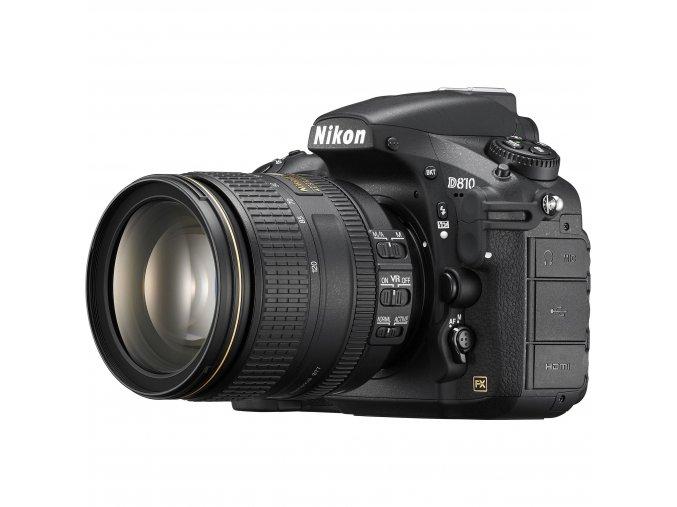 Nikon D810 + AF-S NIKKOR 24-120mm f/4G  + VIP SERVIS 3 ROKY + 64GB SD karta zadarmo + puzdro zadarmo + 3% zľava na ďalší nákup
