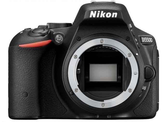 Nikon D5500 telo