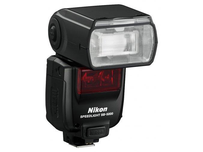 x Nikon Speedlite SB 5000 Black FTR