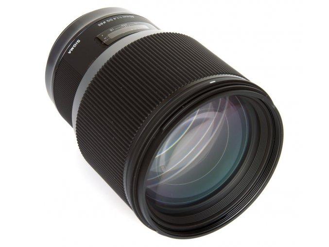 x Sigma 85mm F1.4 DG HSM A Black FT