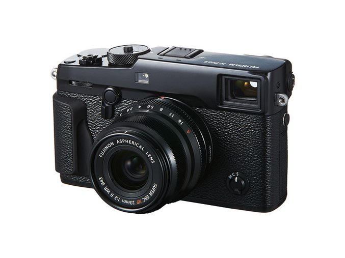 Fujifilm X-pro 2 Black + 23mm