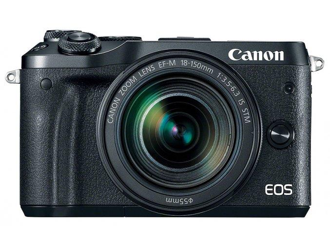 Canon EOS M6 + EF M 18 150mm