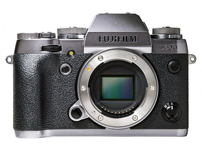 x Fujifilm FinePix X T1 Body Graphite Silver Edition F