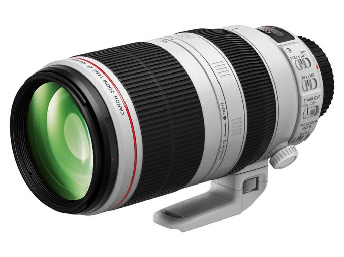 x Canon EF 100 400mm F45 56L IS II USM White FTL
