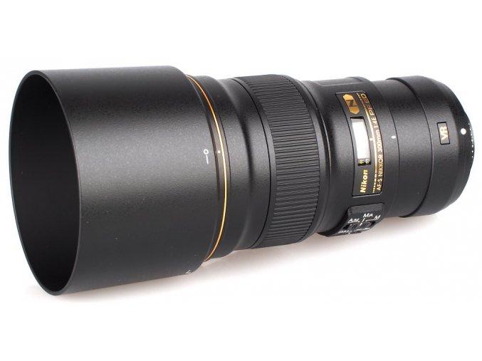 x Nikon AF S Nikkor 300mm F4E PF ED VR Black FT