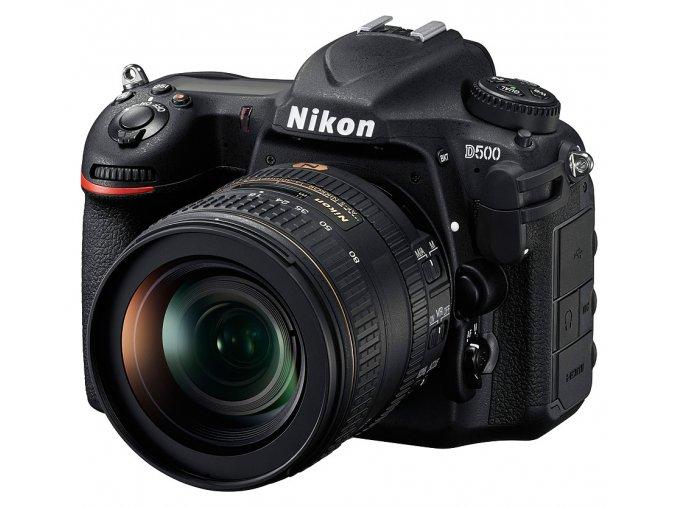 x Nikon D500 + Nikon AF S DX Nikkor 16 80mm F2.8 4E ED VR Black FTL