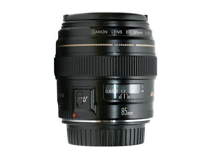 Nikon AF-S Nikkor 85mm f/1.8G - DEMO