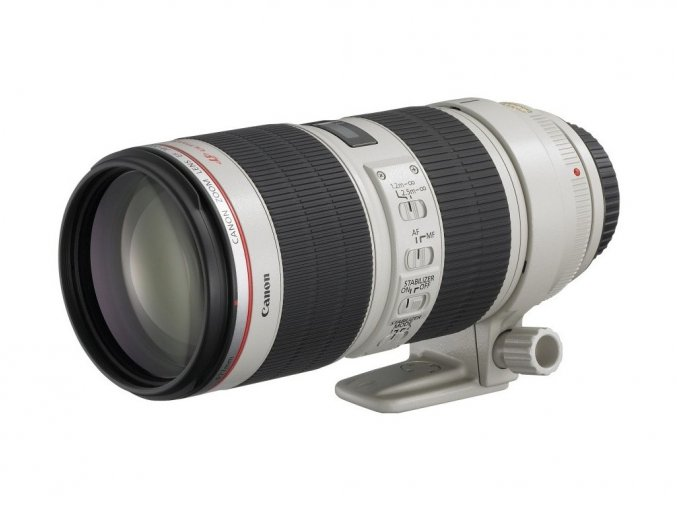 canon 70 200 28 is