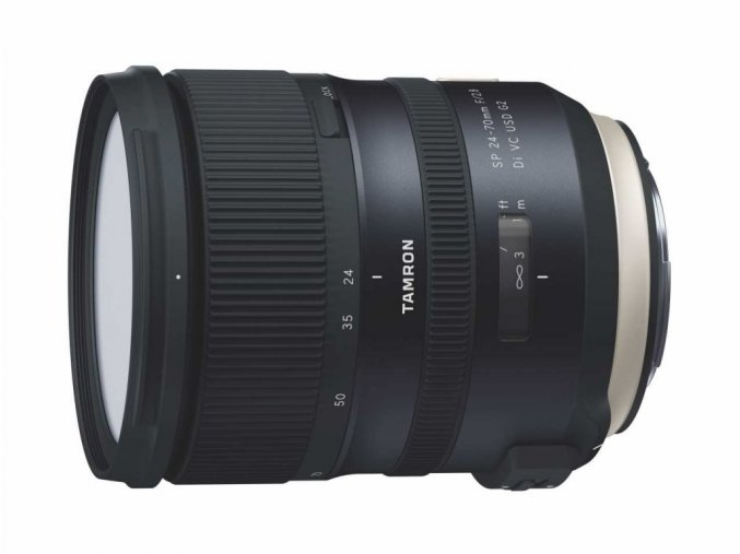 x Tamron SP 24 70mm F2.8 Di VC USD G2 Baj. Canon