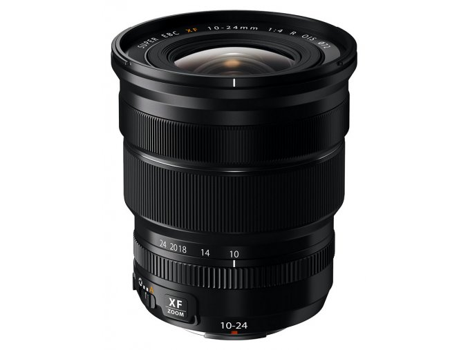 x Fujifilm Fujinon XF 10 24mm F4 R OIS Black FT