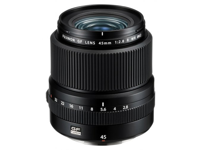 x Fujifilm Fujinon GF 45mm F2.8 R WR Black FT