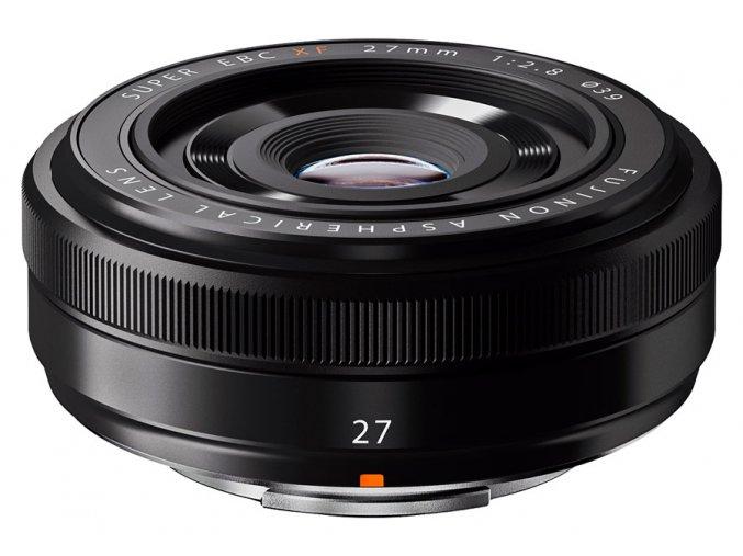 x Fujifilm Fujinon XF 27mm F28 R Black FT