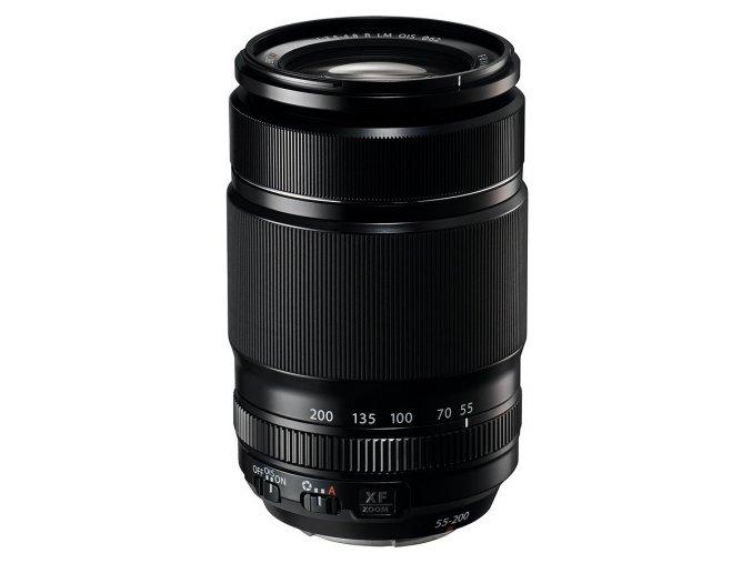 x Fujifilm Fujinon XF 55 200mm F35 48 R LM OIS Black FT