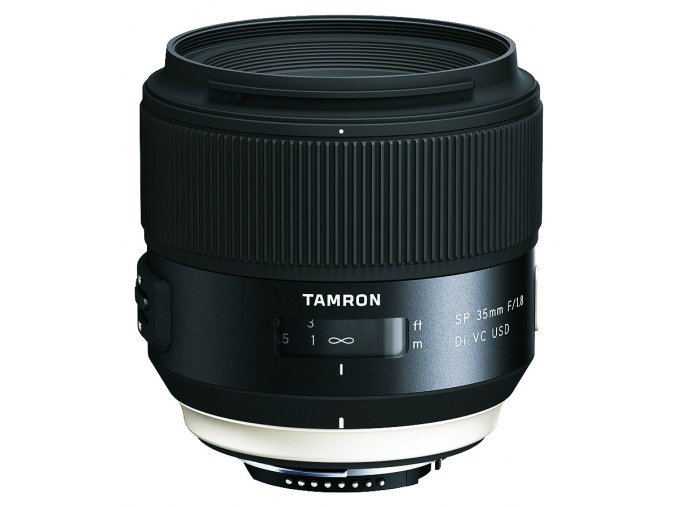 x Tamron SP AF 35mm F1.8 Di VC USD Baj. Nikon Black FT