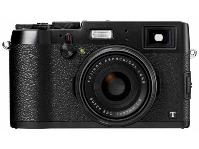 digitalny kompakt fujifilm x100t black detail 673471