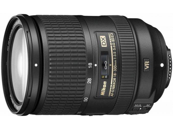 Nikon 18 300mm f3,5 6,3G