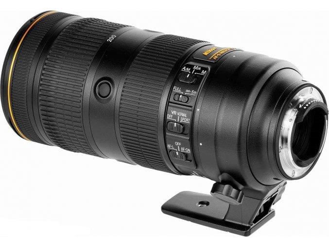 Nikon AF-S NIKKOR 70-200mm f/2.8E FL ED VR  + VIP SERVIS 3 ROKY + UV filter zadarmo + 3% zľava na ďalší nákup