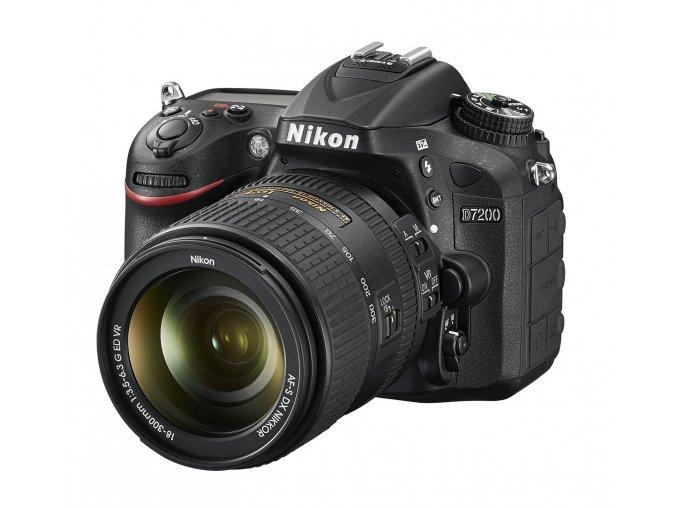 NIKON D7200 + 18 300mm