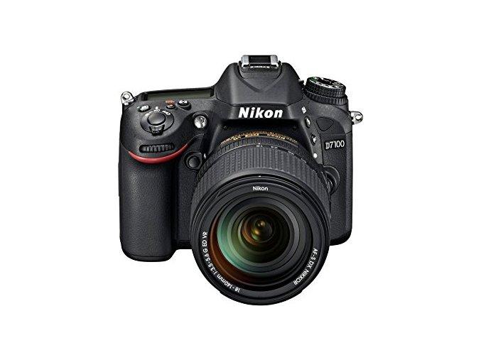 NIKON D7100 + 18 140