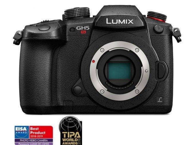 x Panasonic Lumix DC GH5S Body Black F