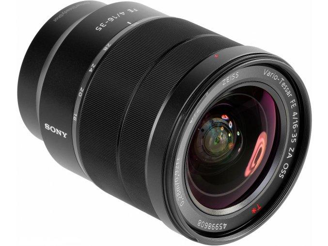 Sony 16 35 mm f4