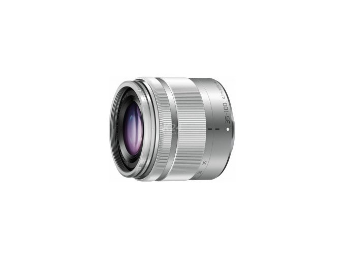 Panasonic LUMIX G X VARIO 35 100mm silver