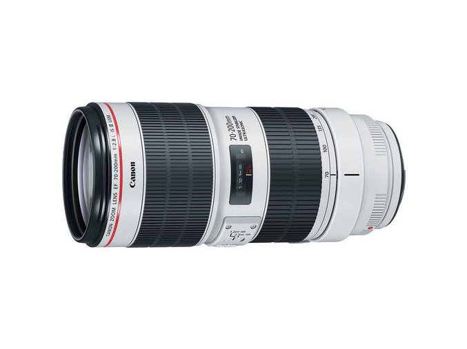 Canon EF 70-200mm f/2.8L IS III USM + záruka 3 roky