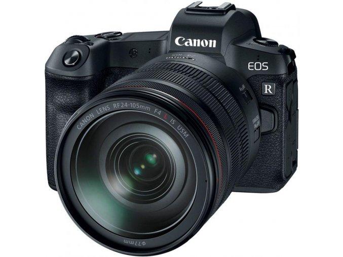 Canon EOS R + RF 24 105mm