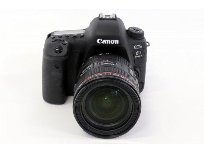 Canon EOS 6D Mark II + Canon EF 24 70mm