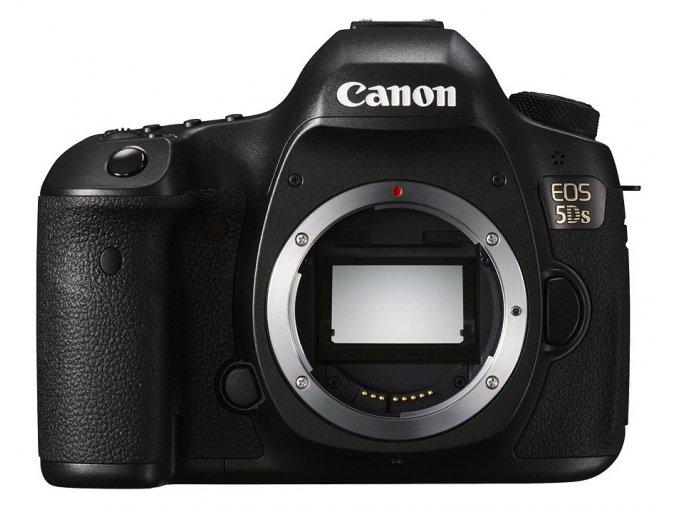 Canon EOS 5Ds telo