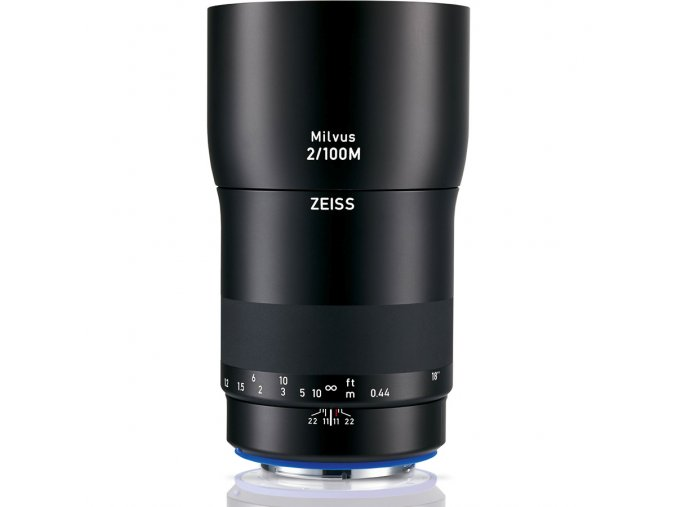 Carl Zeiss Milvus 100mm f2 ZE Canon
