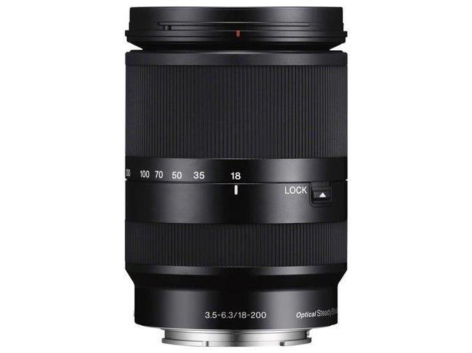 Sony E 18 200 mm f3.5 6.3 OSS