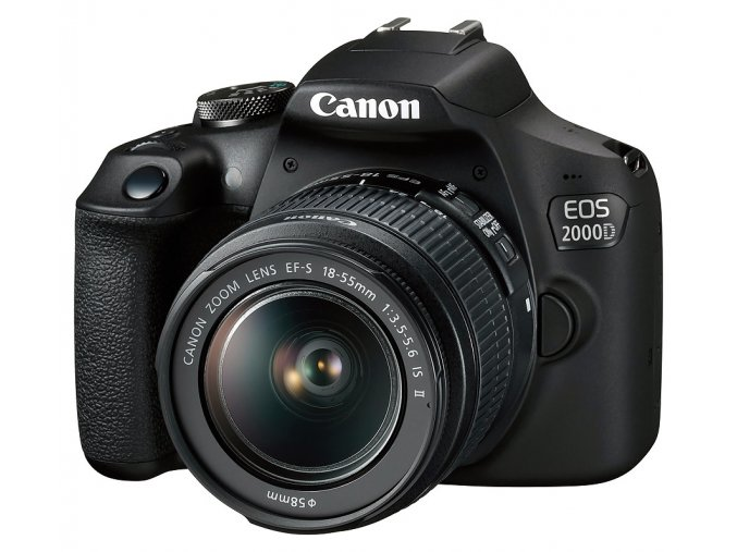 canon 2000d 15 55 is