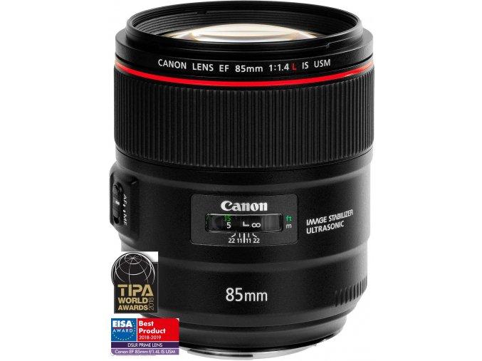 canon 85 18