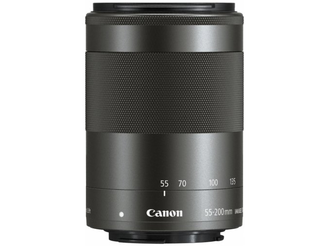 Canon EF M 55 200mm f4.5 6.3 IS STM
