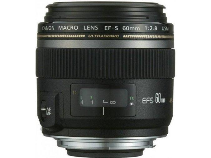 Canon EF S 60mm f2.8 Macro USM